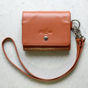 niho 小銭が取り出しやすい財布